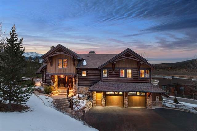 437 Lake Edge Drive, Breckenridge, CO 80424 (MLS #S1023206) :: Colorado Real Estate Summit County, LLC