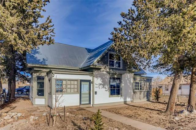 500 Hathaway Street, Fairplay, CO 80440 (MLS #S1023209) :: Colorado Real Estate Summit County, LLC