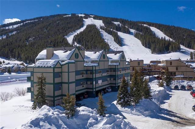 82 Wheeler Circle 314C-2, Copper Mountain, CO 80443 (MLS #S1023223) :: Colorado Real Estate Summit County, LLC