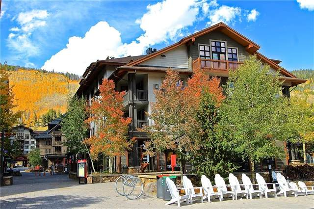 176 Copper Circle #211, Copper Mountain, CO 80443 (MLS #S1023235) :: Colorado Real Estate Summit County, LLC