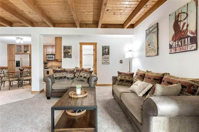 4400 Lodge Pole Circle #104, Wildernest, CO 80498 (MLS #S1023278) :: Colorado Real Estate Summit County, LLC