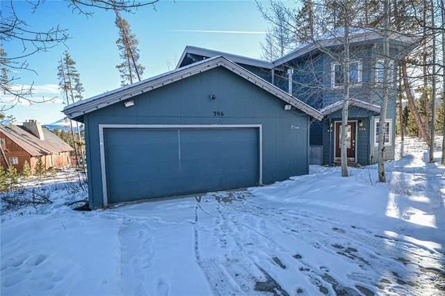 396 Royal Redbird Drive, Silverthorne, CO 80498 (MLS #S1023281) :: Dwell Summit Real Estate