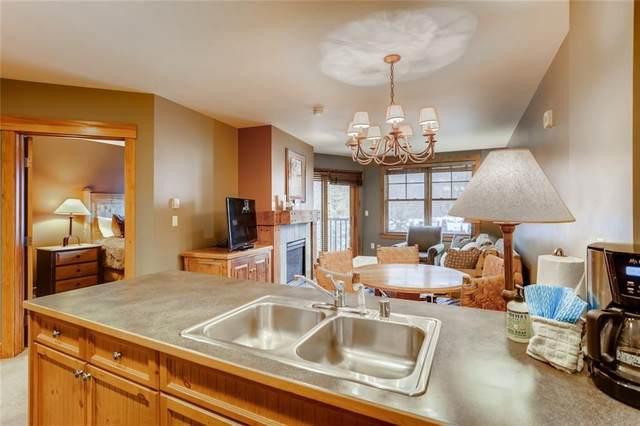 53 Hunki Dori Court #8875, Keystone, CO 80435 (MLS #S1023296) :: Colorado Real Estate Summit County, LLC