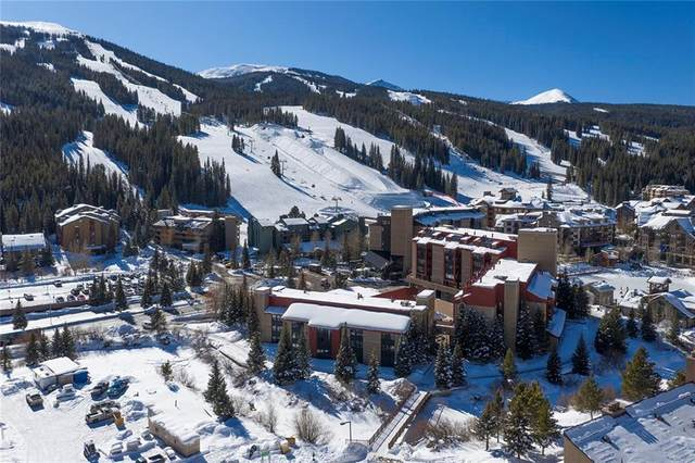 189 Ten Mile Circle #251, Copper Mountain, CO 80443 (MLS #S1023353) :: Colorado Real Estate Summit County, LLC