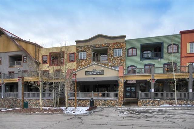 135 Dercum Drive #8576, Keystone, CO 80435 (MLS #S1023360) :: Colorado Real Estate Summit County, LLC