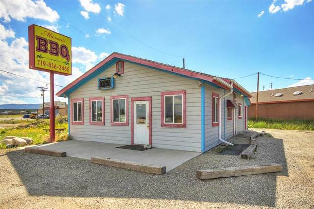 450 Hwy 285 #0, Fairplay, CO 80440 (MLS #S1023405) :: Colorado Real Estate Summit County, LLC