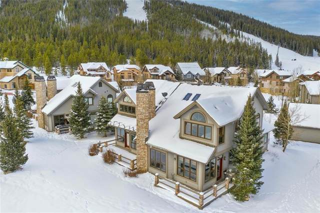 88 Fairway Lane #36, Copper Mountain, CO 80443 (MLS #S1023408) :: Colorado Real Estate Summit County, LLC