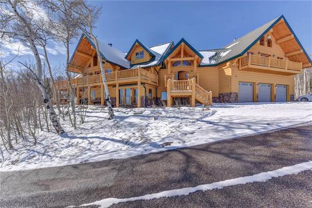 945 Breakneck Pass Court, Fairplay, CO 80440 (MLS #S1023419) :: Colorado Real Estate Summit County, LLC