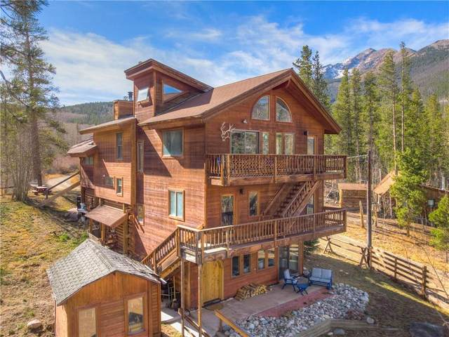 98 E Ophir Lake Road, Frisco, CO 80443 (MLS #S1023428) :: Colorado Real Estate Summit County, LLC