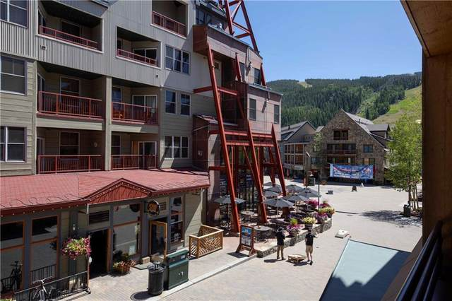 100 Dercum Square #8329, Keystone, CO 80435 (MLS #S1023442) :: Colorado Real Estate Summit County, LLC
