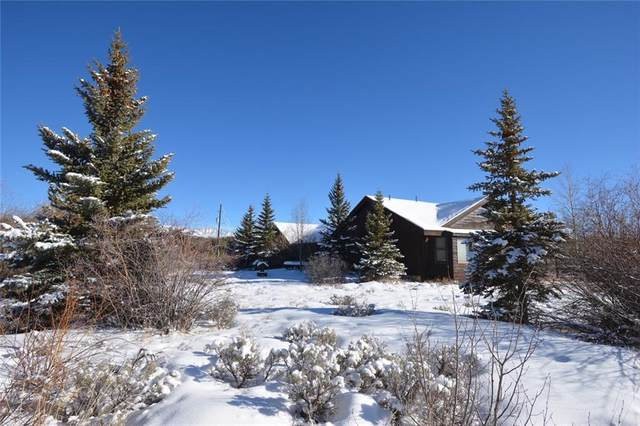 2620 County Road 4, Leadville, CO 80461 (MLS #S1023461) :: Colorado Real Estate Summit County, LLC