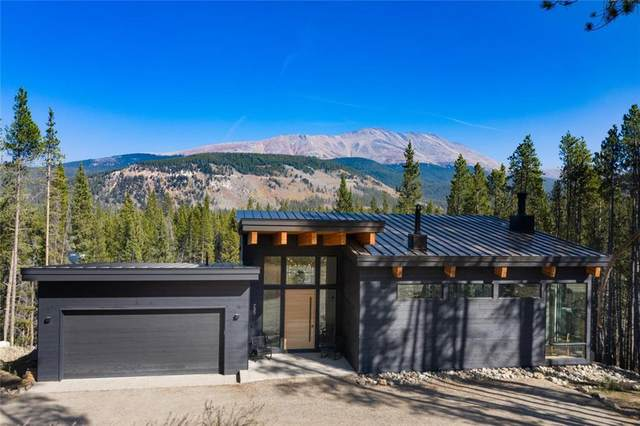 735 Gold King Way, Breckenridge, CO 80424 (MLS #S1023480) :: Colorado Real Estate Summit County, LLC
