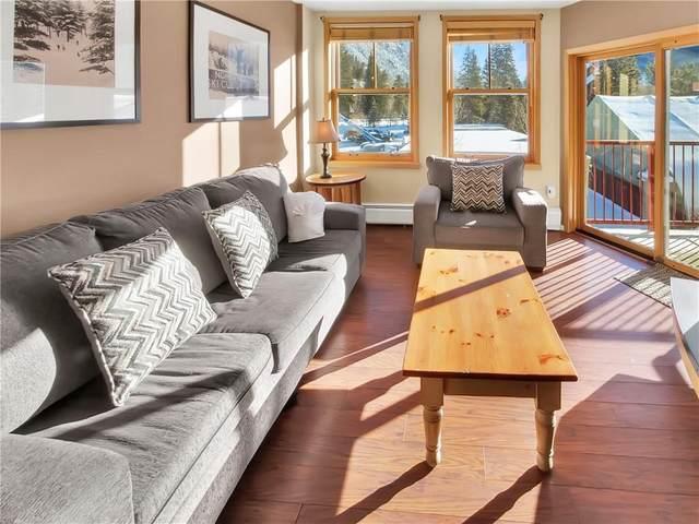 140 Ida Belle Drive #8236, Keystone, CO 80435 (MLS #S1023483) :: Colorado Real Estate Summit County, LLC