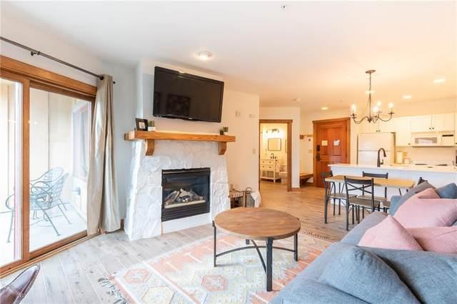 20 Hunki Dori Court #2268, Keystone, CO 80435 (MLS #S1023487) :: Colorado Real Estate Summit County, LLC