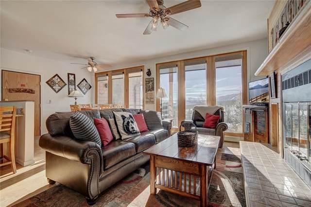 91500 Ryan Gulch Road #91511, Silverthorne, CO 80498 (MLS #S1023491) :: Colorado Real Estate Summit County, LLC