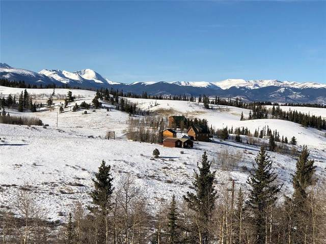 225 Gitche Goone Lane, Como, CO 80432 (MLS #S1023513) :: eXp Realty LLC - Resort eXperts