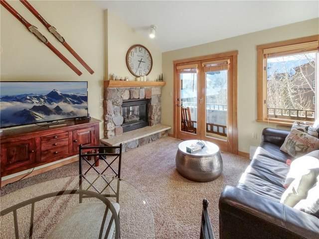 91 River Run Road #8137, Keystone, CO 80435 (MLS #S1023516) :: Colorado Real Estate Summit County, LLC
