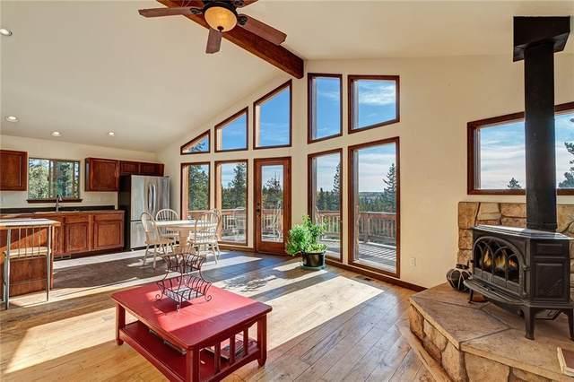 73 Pine Ridge Court, Alma, CO 80440 (MLS #S1023530) :: Dwell Summit Real Estate