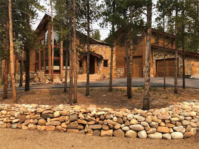 899 County Road 4, Leadville, CO 80461 (MLS #S1023532) :: Dwell Summit Real Estate