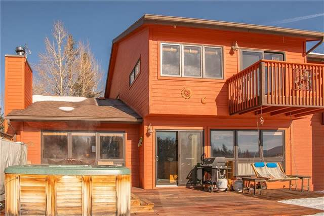 465 W Coyote Drive, Silverthorne, CO 80498 (MLS #S1023537) :: Colorado Real Estate Summit County, LLC