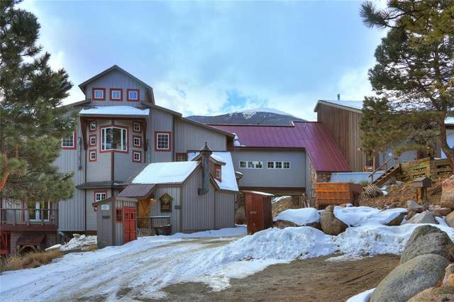 36570 N Us Hwy 24, Buena Vista, CO 81211 (MLS #S1023545) :: Dwell Summit Real Estate