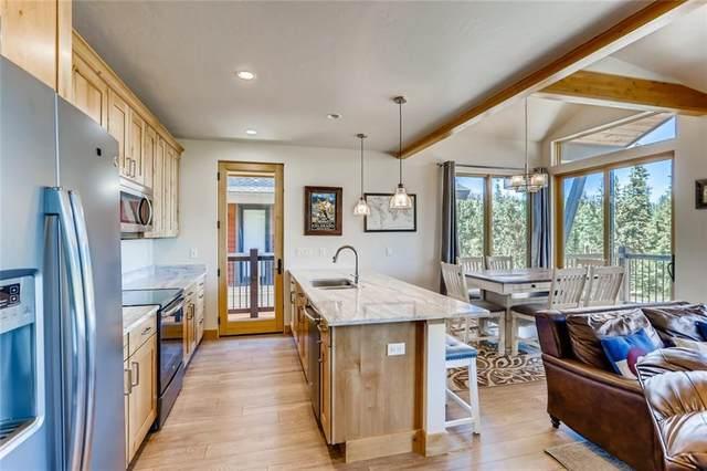 335 Lodge Pole Circle M1, Silverthorne, CO 80498 (MLS #S1023563) :: Colorado Real Estate Summit County, LLC