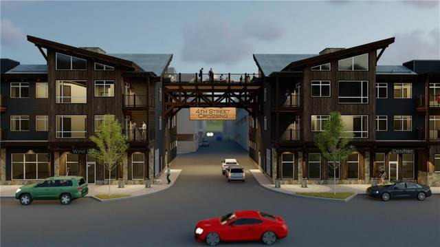 75 W 4th Street #202, Silverthorne, CO 80498 (MLS #S1023568) :: eXp Realty LLC - Resort eXperts
