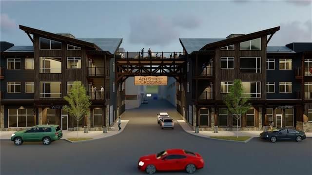 75 W 4th Street #202, Silverthorne, CO 80498 (MLS #S1023568) :: Colorado Real Estate Summit County, LLC