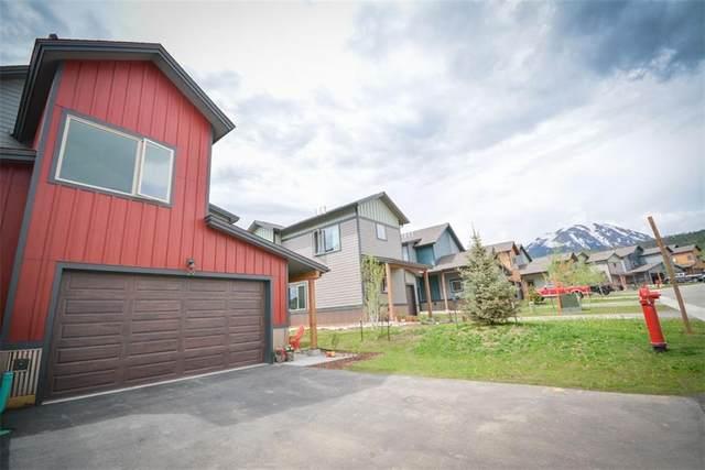 264 Haymaker Street #1, Silverthorne, CO 80498 (MLS #S1023571) :: Colorado Real Estate Summit County, LLC