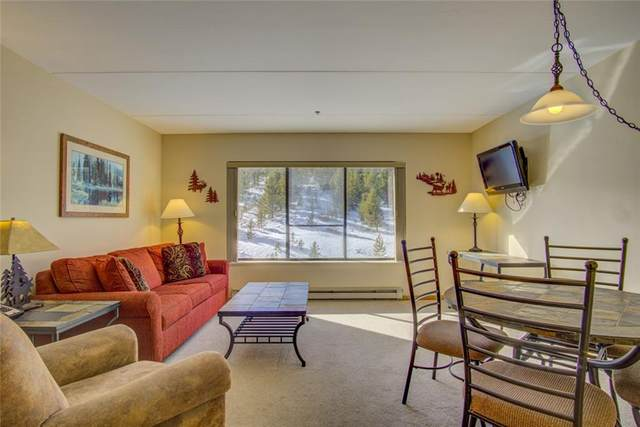 640 Village Road #4422, Breckenridge, CO 80424 (MLS #S1023572) :: Colorado Real Estate Summit County, LLC
