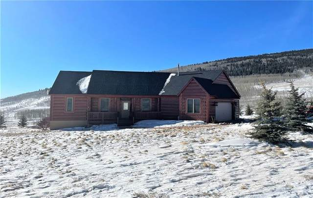 114 Round Hill Road, Fairplay, CO 80440 (MLS #S1023597) :: eXp Realty LLC - Resort eXperts