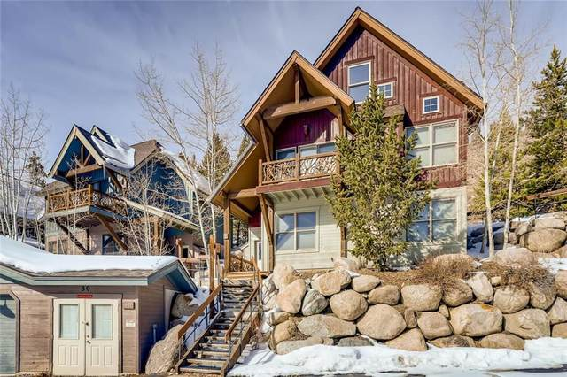 30 Skiers View Court #2, Keystone, CO 80435 (MLS #S1023598) :: Dwell Summit Real Estate
