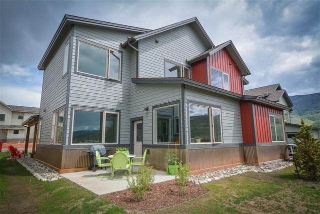 237 Smith Ranch Road 12C, Silverthorne, CO 80498 (MLS #S1023599) :: eXp Realty LLC - Resort eXperts