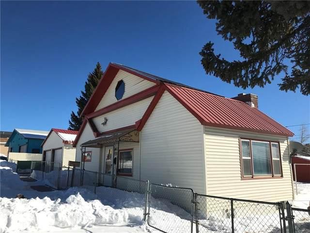 613 Chestnut Street, Leadville, CO 80461 (MLS #S1023622) :: Dwell Summit Real Estate