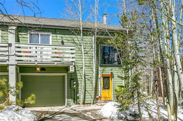 37 Hawn Drive, Frisco, CO 80443 (MLS #S1023641) :: Colorado Real Estate Summit County, LLC