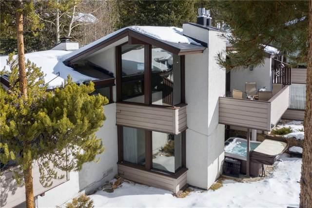 100 S Pine Street #4, Breckenridge, CO 80424 (MLS #S1023650) :: eXp Realty LLC - Resort eXperts