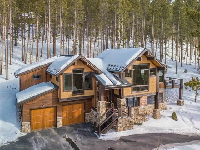5 Bonanza Trail, Blue River, CO 80424 (MLS #S1023659) :: Colorado Real Estate Summit County, LLC