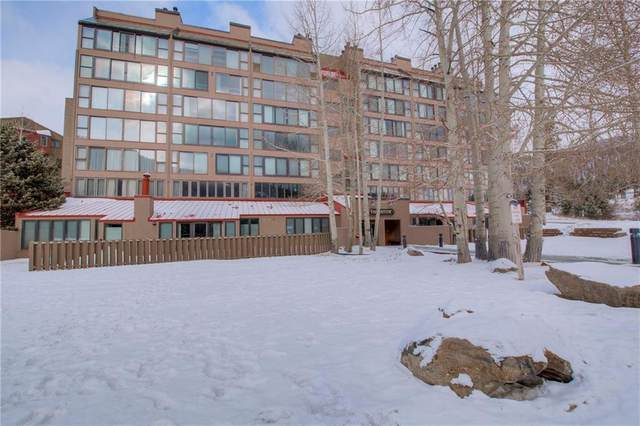 22340 Us Highway 6 #1799, Keystone, CO 80435 (MLS #S1023663) :: Colorado Real Estate Summit County, LLC