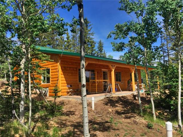 53 Warpath Road, Como, CO 80432 (MLS #S1023666) :: eXp Realty LLC - Resort eXperts