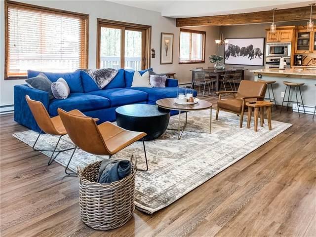 741 Silver Circle, Breckenridge, CO 80424 (MLS #S1023677) :: eXp Realty LLC - Resort eXperts