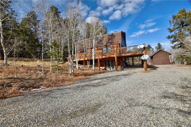 1962 Redhill Road, Fairplay, CO 80440 (MLS #S1023739) :: Colorado Real Estate Summit County, LLC