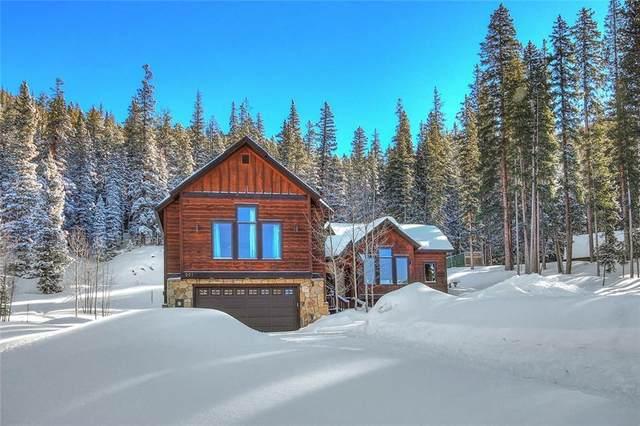 501 Doris Drive, Breckenridge, CO 80424 (MLS #S1023773) :: Colorado Real Estate Summit County, LLC