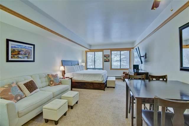1211 W Keystone Road #2753, Keystone, CO 80435 (MLS #S1023844) :: Colorado Real Estate Summit County, LLC