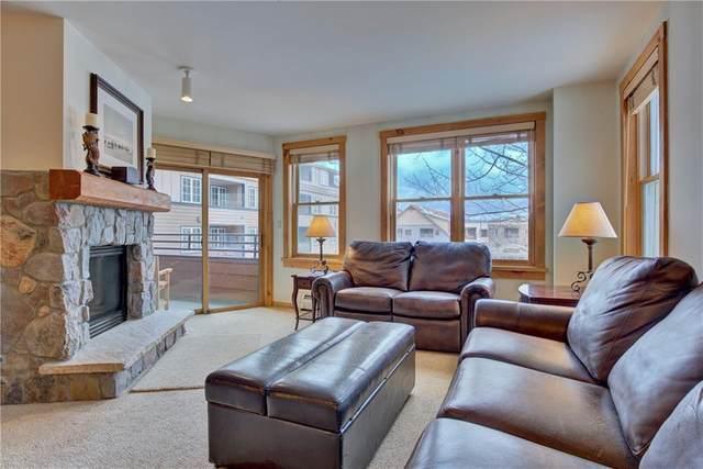 100 Dercum Square #8339, Keystone, CO 80435 (MLS #S1023845) :: eXp Realty LLC - Resort eXperts