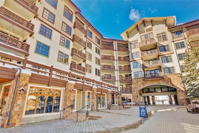 910 Copper Road #122, Copper Mountain, CO 80443 (MLS #S1023889) :: Dwell Summit Real Estate