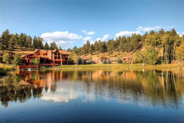 10 Kutsu Ridge Road, FLORISSANT, CO 80816 (MLS #S1023890) :: eXp Realty LLC - Resort eXperts