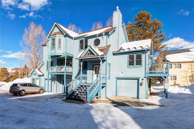 302 S South French Street SW D, Breckenridge, CO 80424 (MLS #S1023907) :: Colorado Real Estate Summit County, LLC
