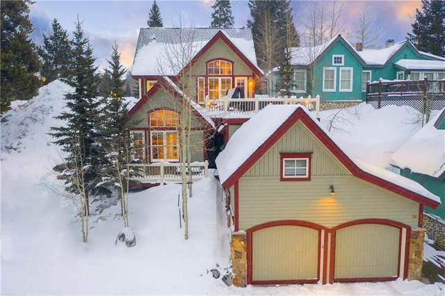 217 N Ridge Street, Breckenridge, CO 80424 (MLS #S1023917) :: Colorado Real Estate Summit County, LLC