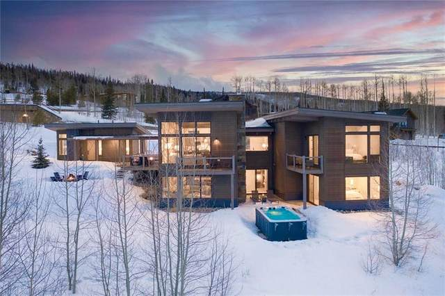 358 Maryland Creek Road, Silverthorne, CO 80498 (MLS #S1023957) :: Dwell Summit Real Estate