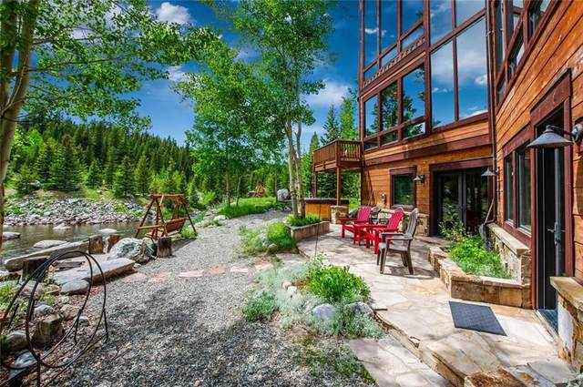 469 Wagon Road, Breckenridge, CO 80424 (MLS #S1023968) :: eXp Realty LLC - Resort eXperts